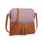 MT1122E BROWN/PINK